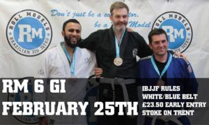 roll models 6 uk bjj competition